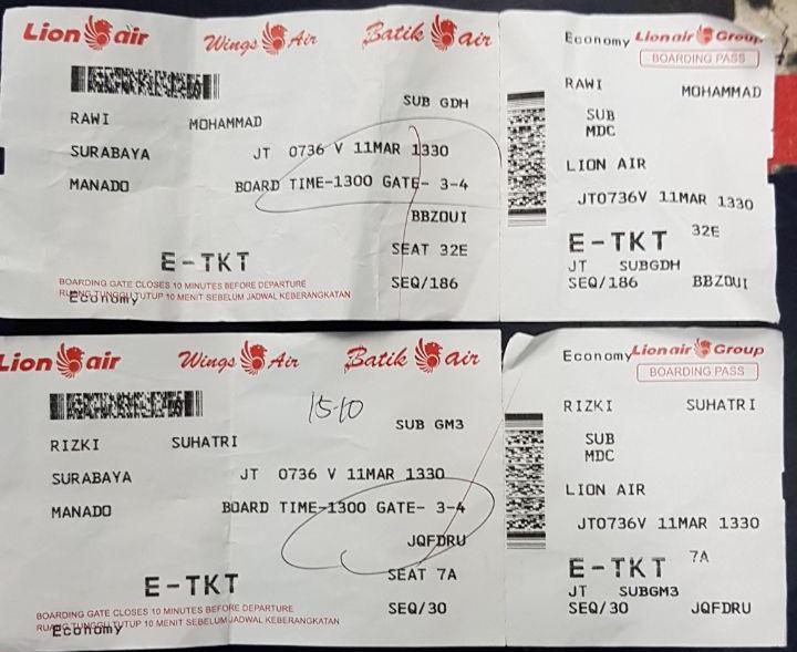 Aspidsus Kejati Sulut Mengaku Dikecewakan Lion Air