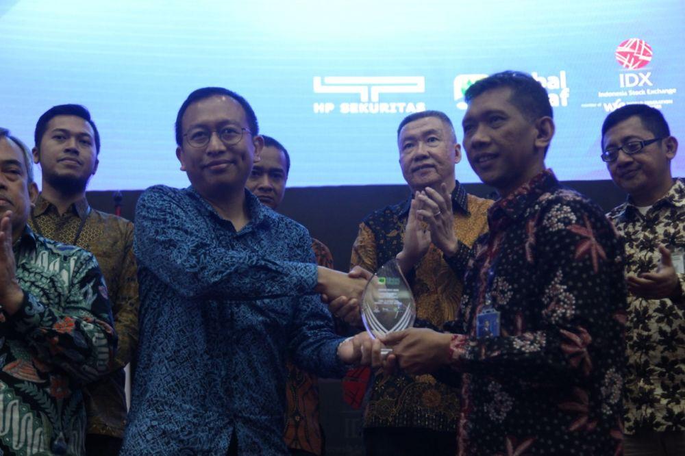 Peluncuran Layanan Wakaf Saham dan Digital Donasi HPX Syariah oleh HP Sekuritas dan Global Wakaf ACT