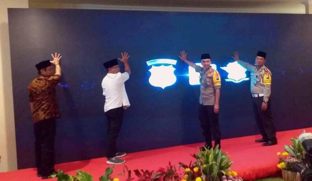 Peluncuran e-SIM Surabaya oleh Kapolrestabes Surabaya, Kombes Pol Sandi Nugroho