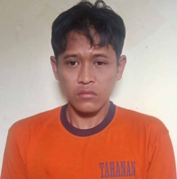Siswanto, biker yang membacok pelajar di Malang