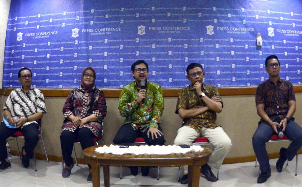 Pemkot memutuskan meniadakan sementara CFD di semua titik di Surabaya