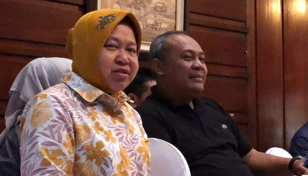 Wali Kota Risma dan Hendro Gunawan