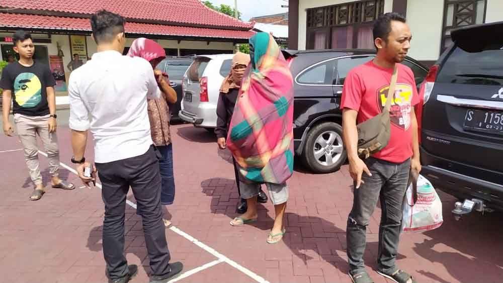 Pelaku pembalakan Sonokeling diamankan Polres Trenggalek