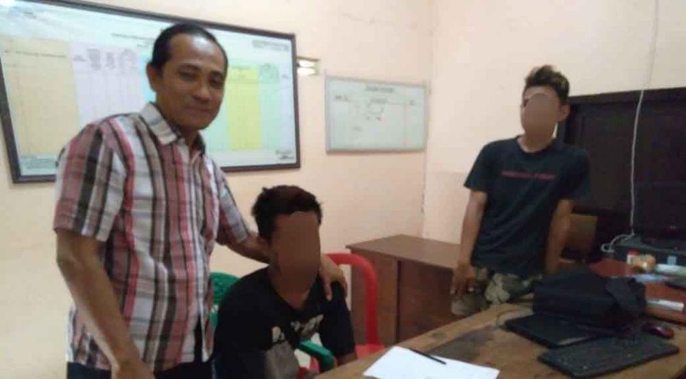 Kedua pelaku pencabulan siswi SMP di Ngawi ditangkap
