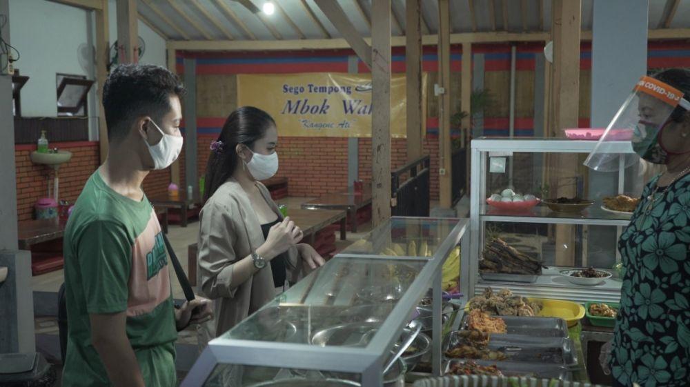Sosialisasi new normal untuk bisnis kuliner di Banyuwangi
