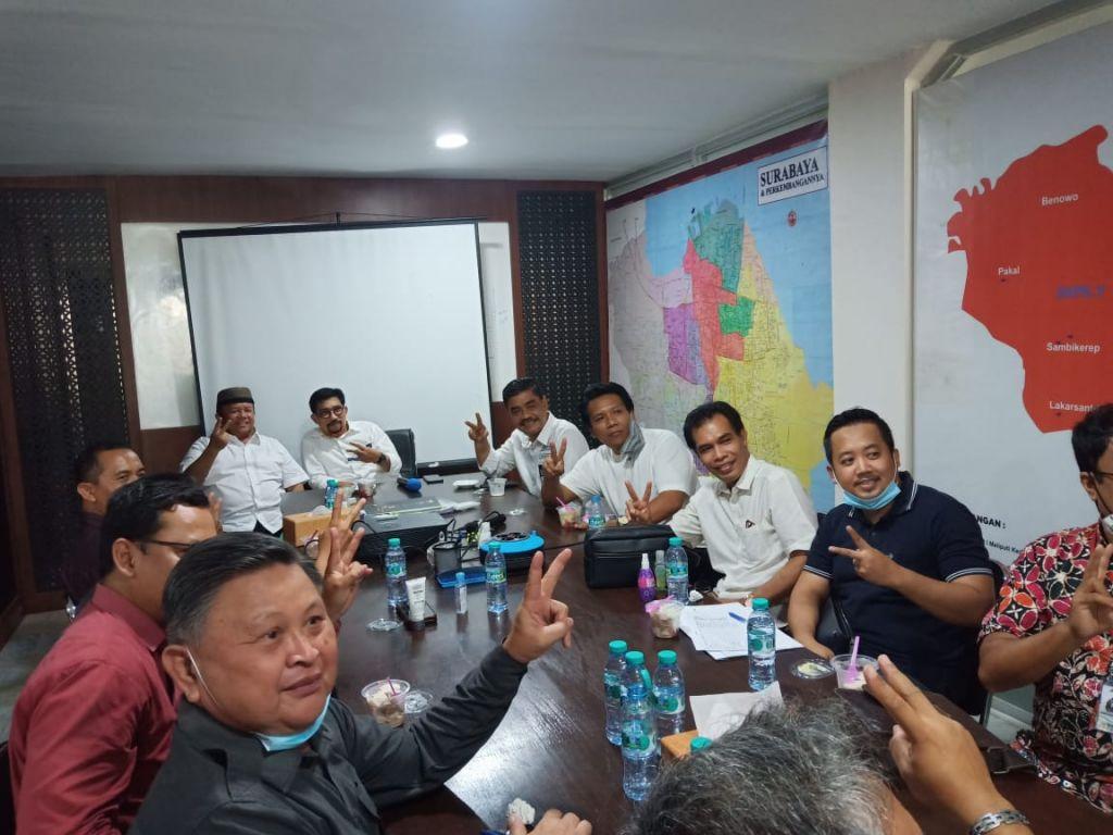 PKPI deklarasi dukungan untuk Machfud Arifin (MA)-Mujiaman
