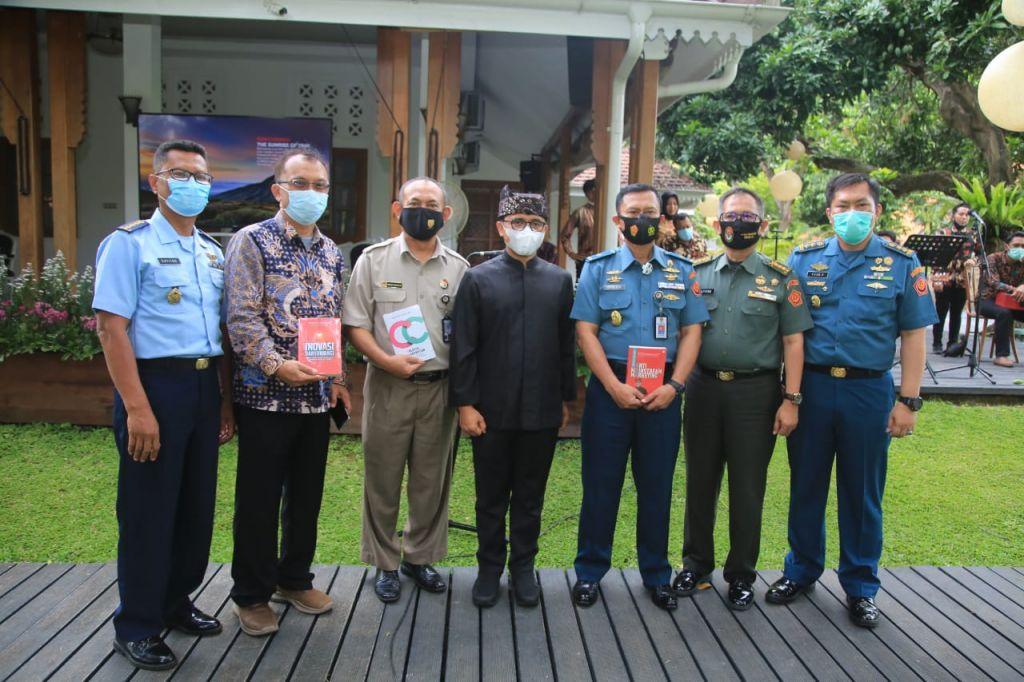 Tim Kajian Daerah Wantannas disambut Bupati Banyuwangi Abdullah Azwar Anas