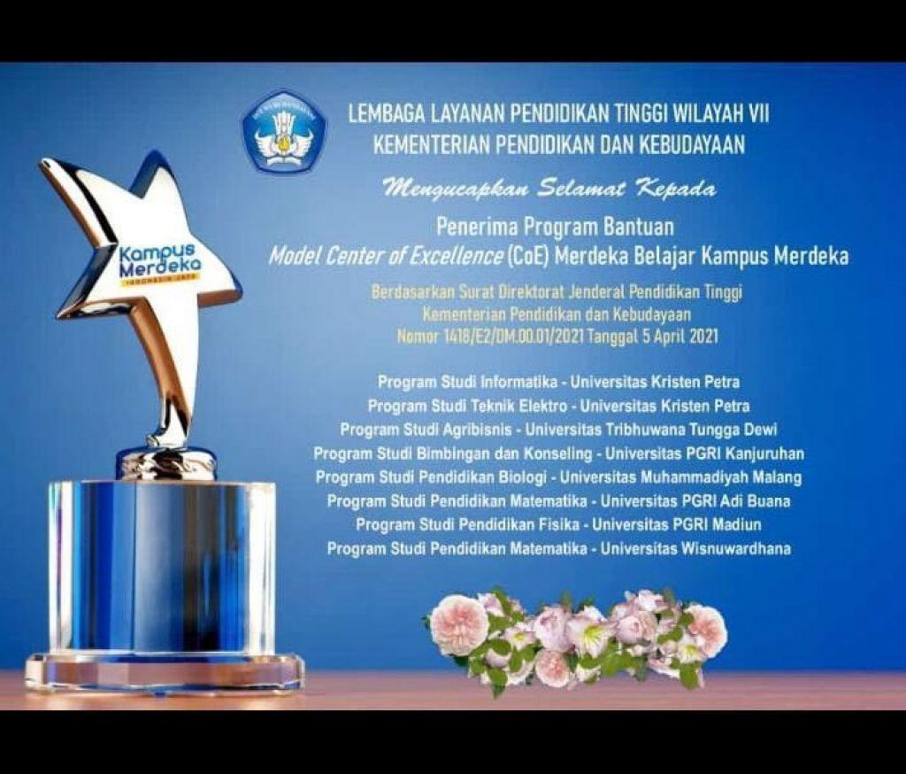 Dua Prodi UK Petra Surabaya terima hibah dari Dirjen Belmawa