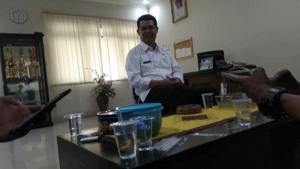 Kepala Dinas PUPR Kota Mojokerto, Mashudi