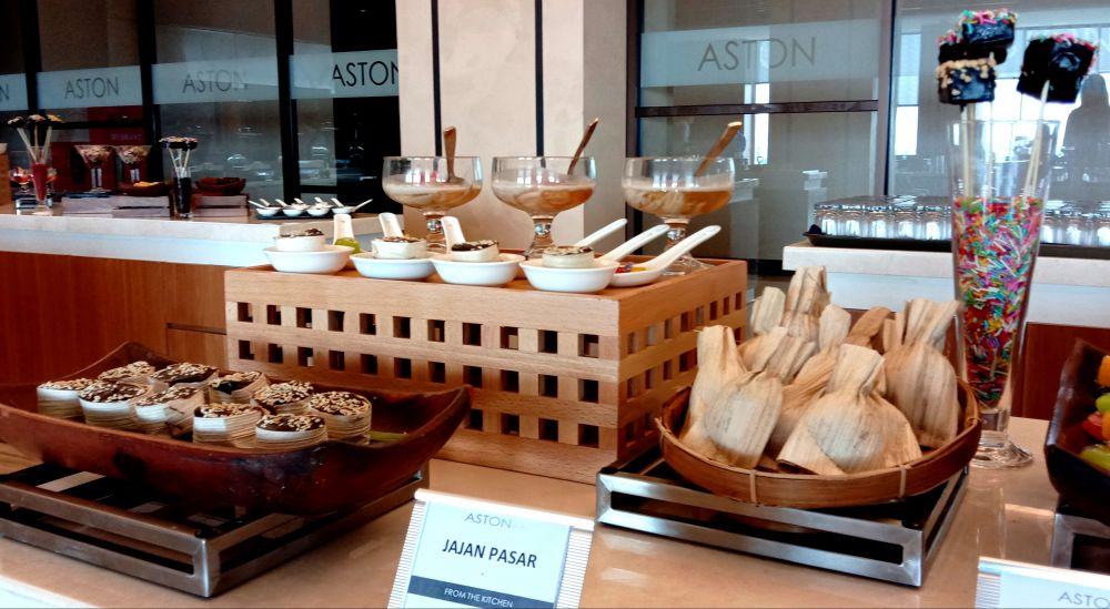 Bernostalgia dengan makanan khas Gresik di Aston Inn Hotel