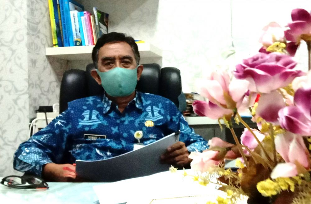Kepala BPPKAD Kabupaten Gresik, Siswadi Aprilianto