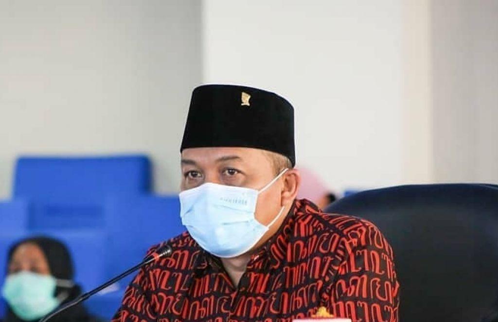Ketua DPRD Kota Malang, I Made Rian Diana Kartika
