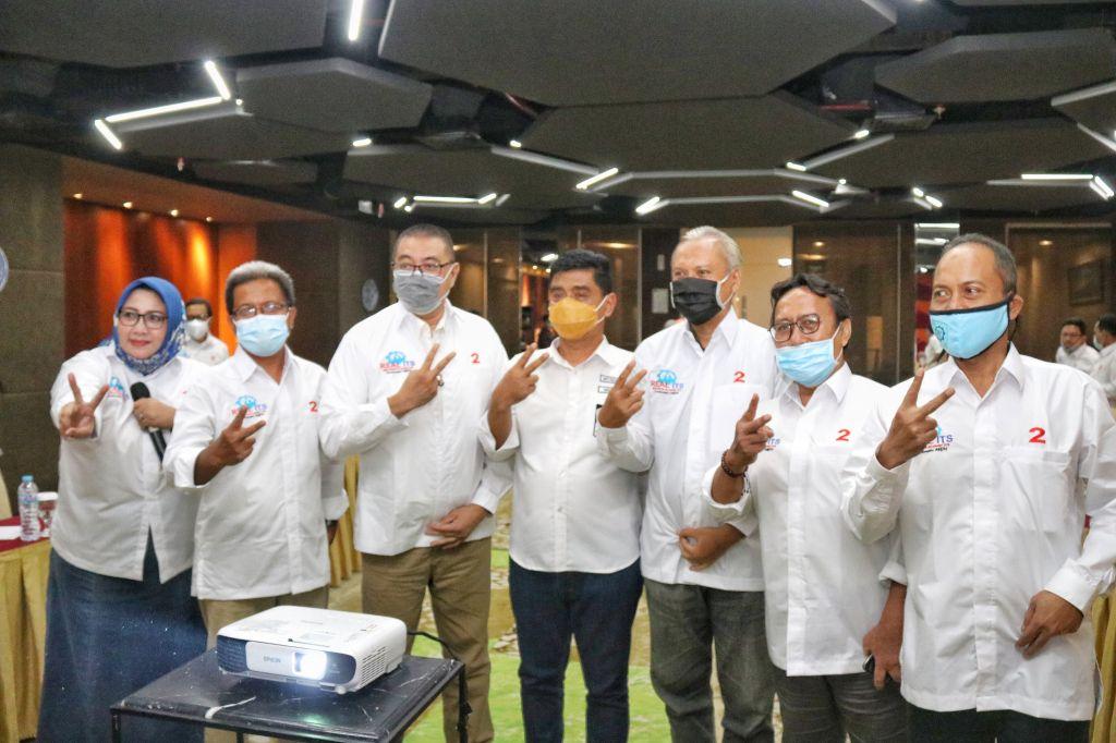 Relawan Alumni ITS dukung dan pilih Machfud Arifin-Mujiaman