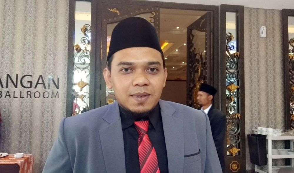 Ketua Pokja Rekrutmen PPS KPU Banyuwangi, Dian Purnawan