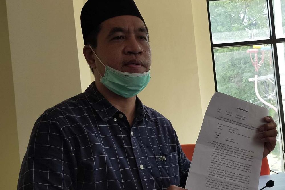 Anggota Komisi A DPRD Surabaya, Imam Syafii