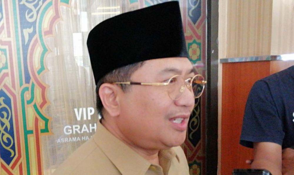 Kabid Penyelenggara Haji dan Umroh Kemenag Jatim, Jamal.
