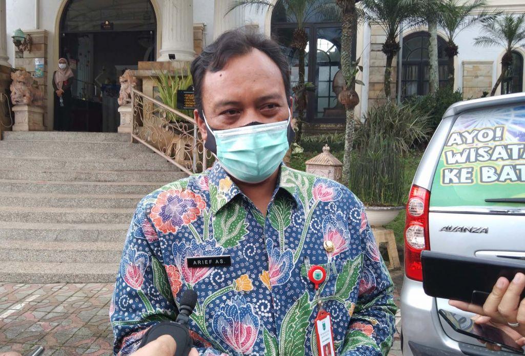 Kepala Dinas Pariwisata Kota Batu, Arief As Sidiq