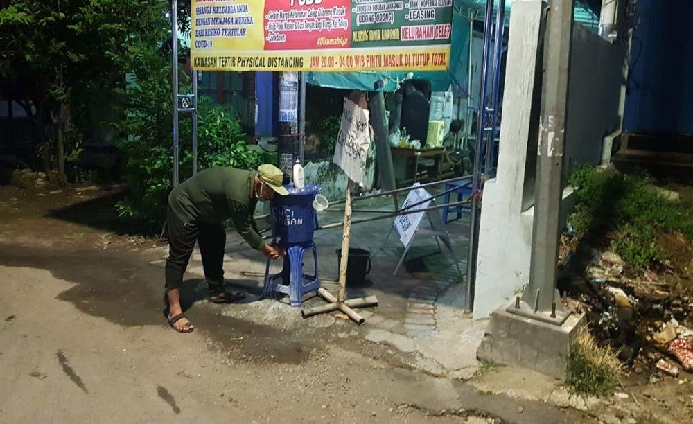 Penerapan one gate system di RW III Celep Selatan, Kelurahan Celep, Kecamatan/Kabupaten Sidoarjo