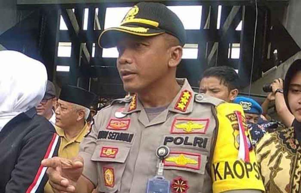 Kapolrestabes Surabaya, Kombes Pol Rudi Setiawan
