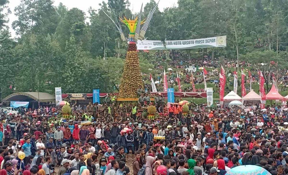 84 Gambar Pesta Durian Wonosalam