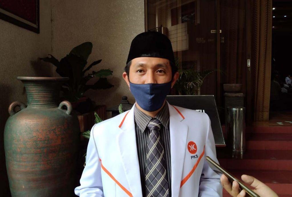 Ketua DPD PKS Kota Batu, Ady Sayoga