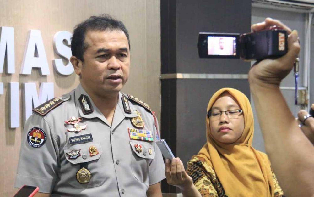 Kabid Humas Polda Jatim, Kombes Pol Frans Barung Mangera