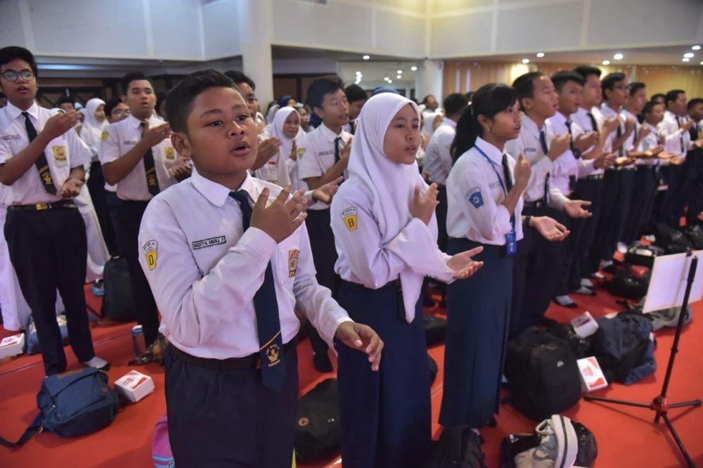 Kongres Generasi VIII Organisasi Pelajar Surabaya