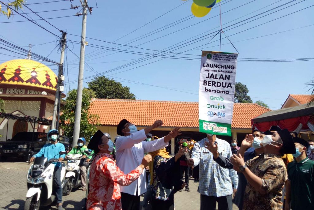 Launching program Jalan Berdua Kota Pasuruan