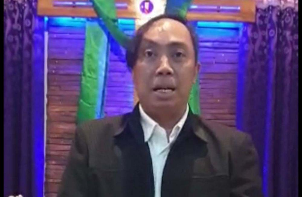 Ketua Bamag Kabupaten Magetan, Pdt Yusak Umar Santoso