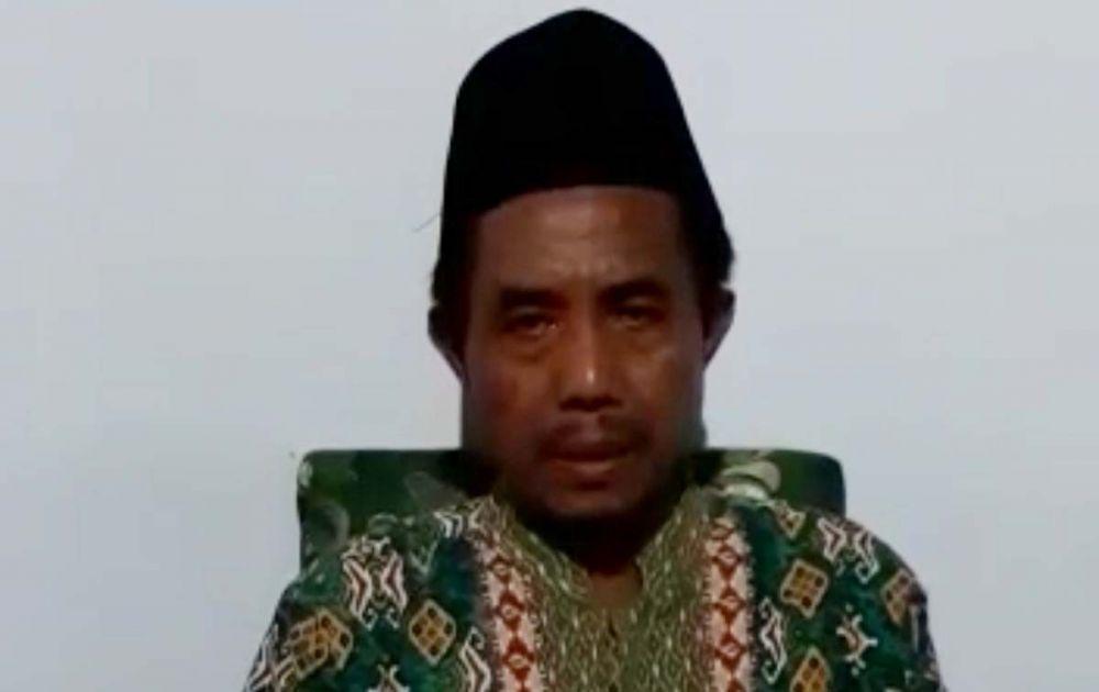 Ketua MUI Kabupaten Magetan, K.H Ahmad Sofyan
