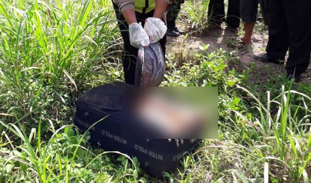 Mayat pria dalam koper di Blitar adalah dancer asal Kediri