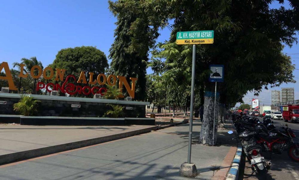 KH Hasyim Asyari jadi nama jalan di Ponorogo