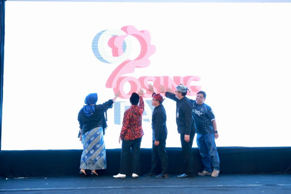 Peluncuran OsingPay di Banyuwangi
