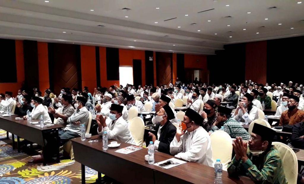 Para kiai NU di Surabaya dukung dan doakan Machfud Arifin jadi wali kota