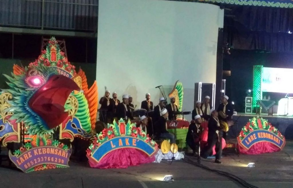 Parade Musik Tradisional secara virtual digelar Dinas Pendidikan dan Kebudayaan Kota Probolinggo