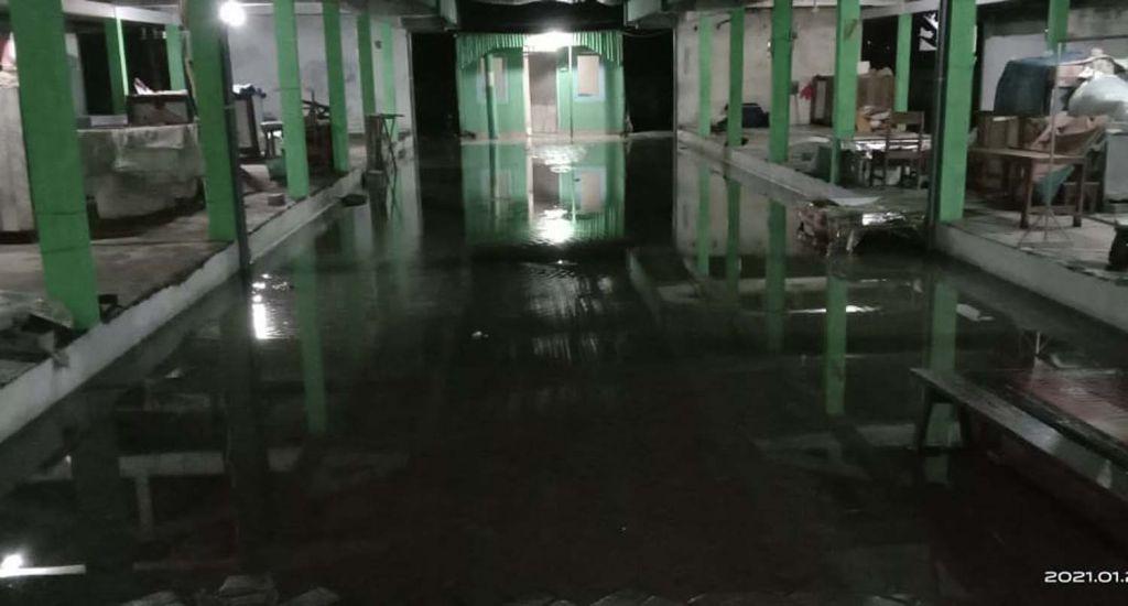 Banjir di Pasar Sukorejo, Bojonegoro