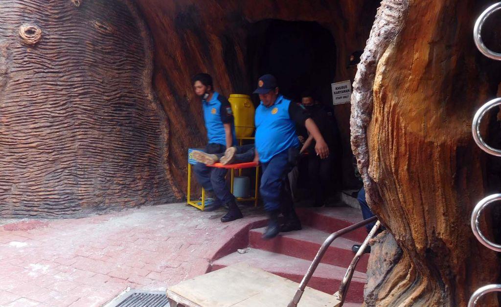 Tingkatkan kemampuan Tim Rescue, DPK Kota Batu gandeng TNI AU
