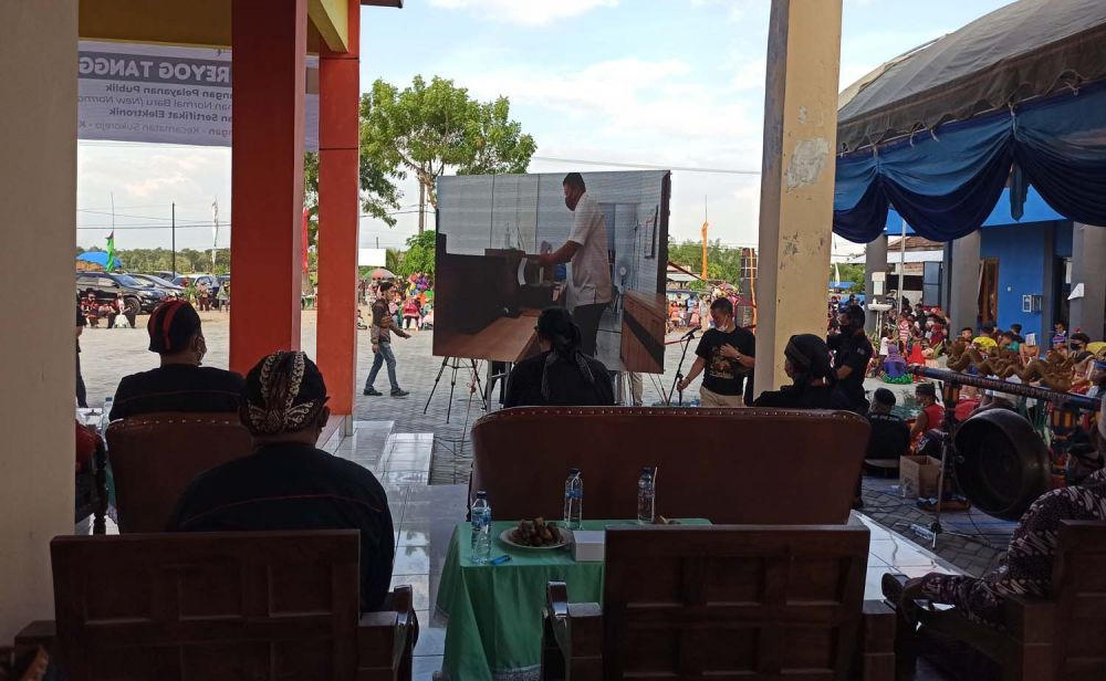 Pemkab Ponorogo luncurkan Tanda Tangan Elektronik dimulai dari Kecamatan Sukorejo