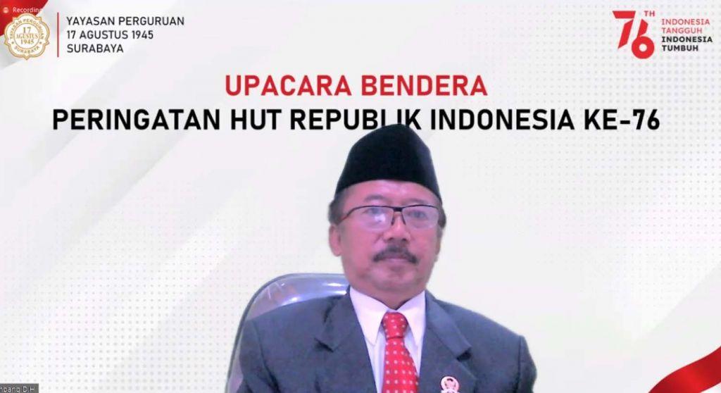 Pembina YPTA Surabaya, Bambang DH
