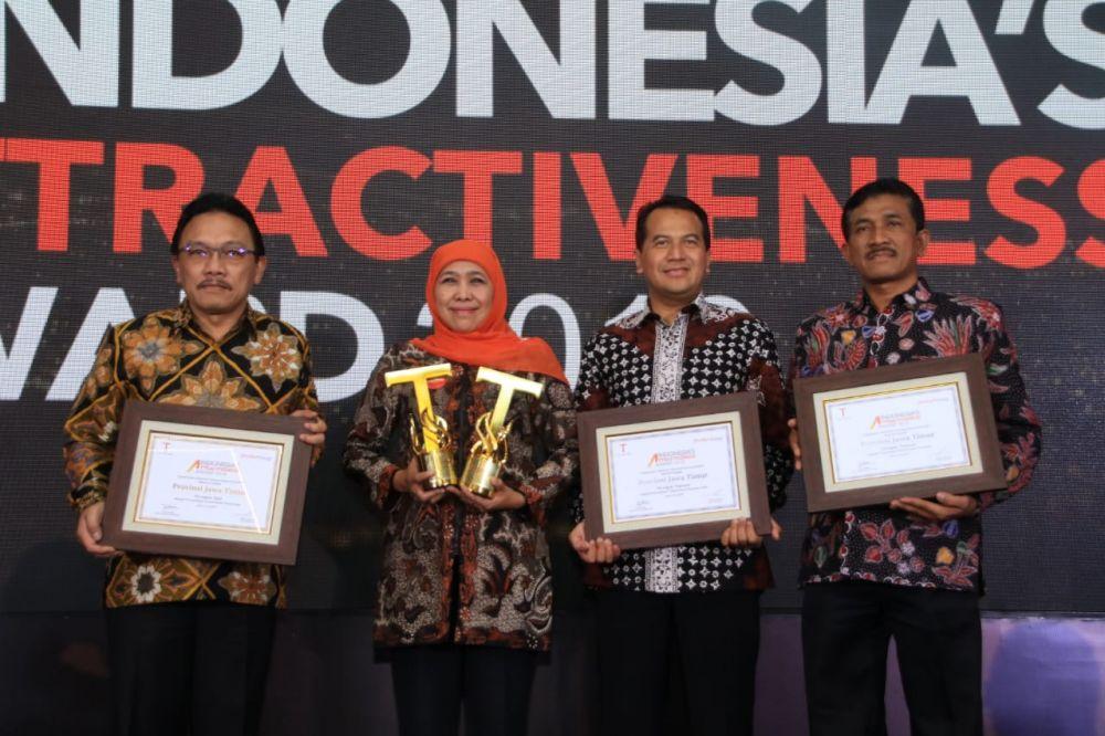 Jawa Timur borong penghargaan AIA 2019