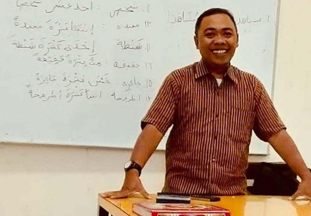 Pengamat politik dari UINSA Surabaya, Andri Arianto