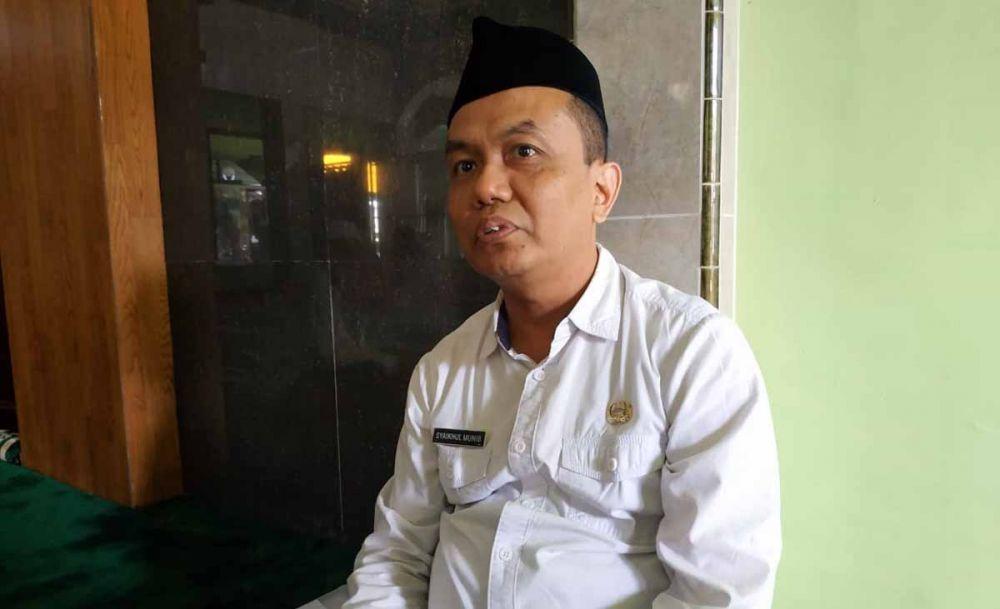 Kasi Penyelenggaraan Haji dan Umroh Kemenag Kabupaten Blitar, Syaikul Munib