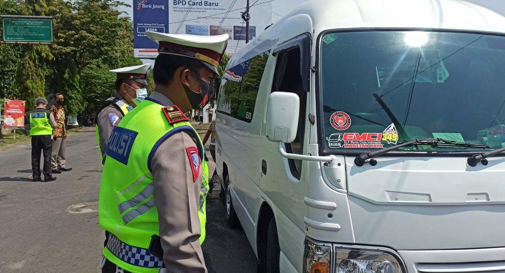 Kasat Lantas Polres Ponorogo, AKP Indra Budi Wibowo