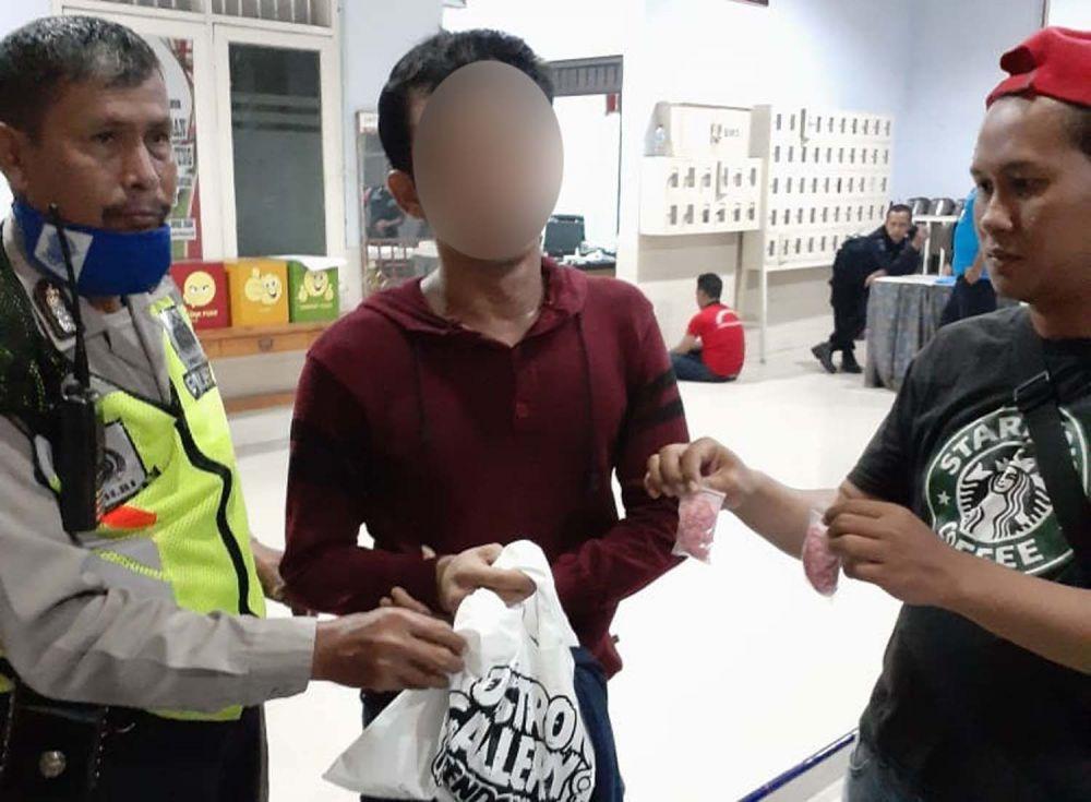 Penyelundupan 200 butir pil diduga ekstasi ke Lapas Porong digagalkan