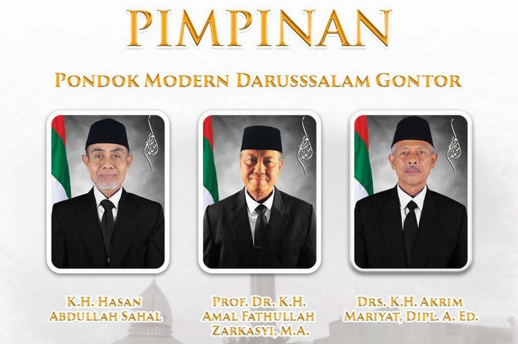 Pimpinan baru Modern Darussalam Gontor, Ponorogo