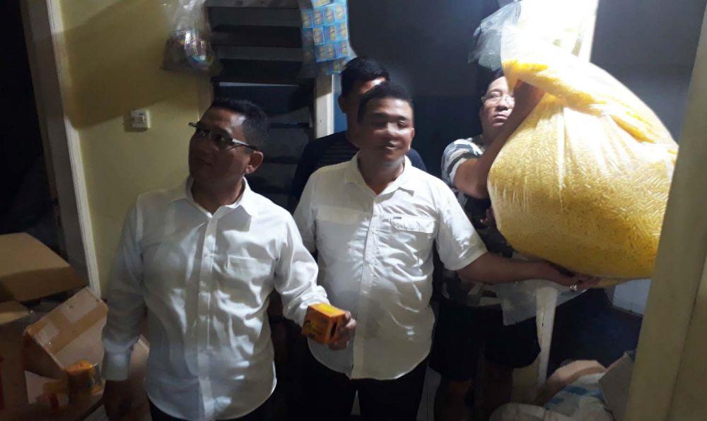 Penggerebekan produsen obat kuat ilegal di Wiyung, Surabaya oleh Ditresnarkoba Polda Jatim