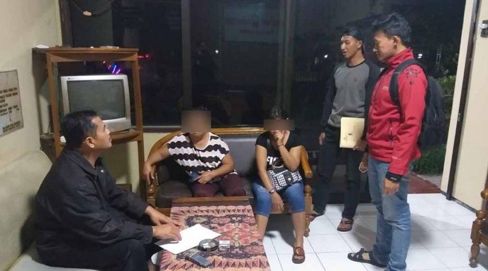 Mucikari dimintai keterangan oleh polisi