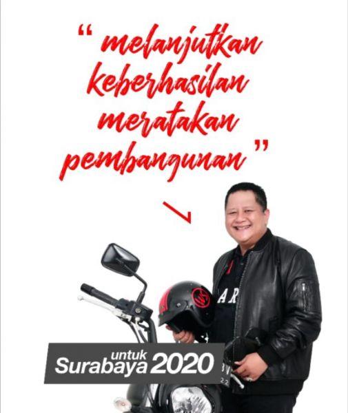 Reklame berkonsep milenial milik Whisnu Sakti Buana