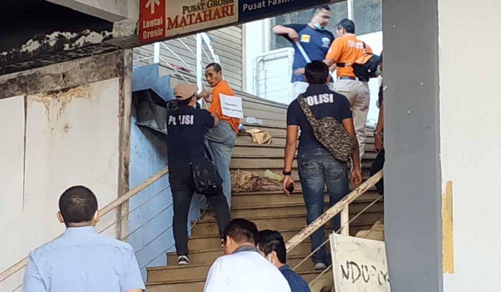Rekonstruksi kasus pembunuhan dan mutilasi di Kota Malang