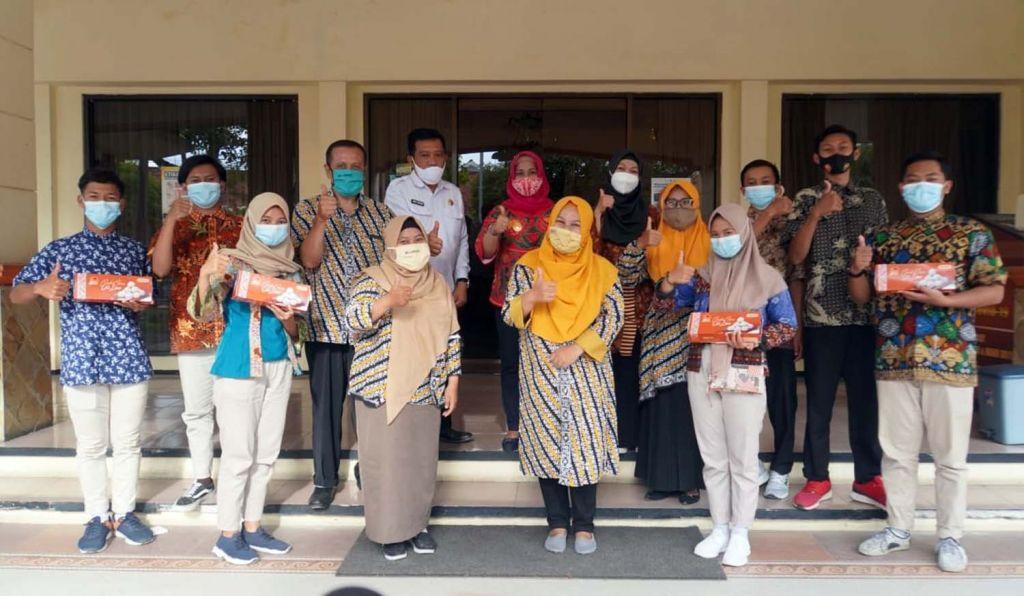 Wali Kota Mojokerto Ika Puspitasari menyambut baik prestasi SMKN 2